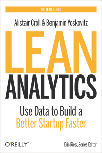 Cover for Lean Analytics