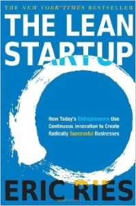Cover for The Lean Startup